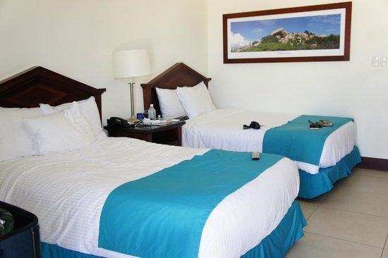 Manchebo Beach Resort & Spa : Clean, comfortable rooms