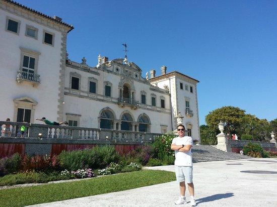 Vizcaya Museum and Gardens : Parte externa