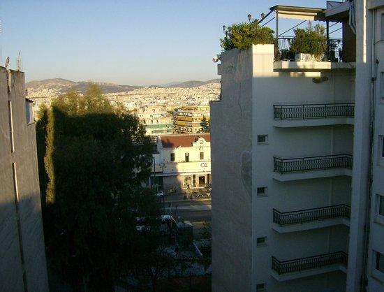 Oscar Hotel : Hotel - back view