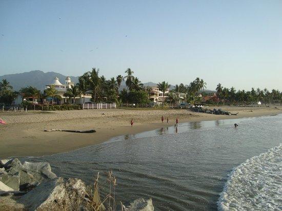 Decameron Los Cocos: Beach