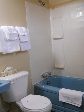 TC Motel: Washroom