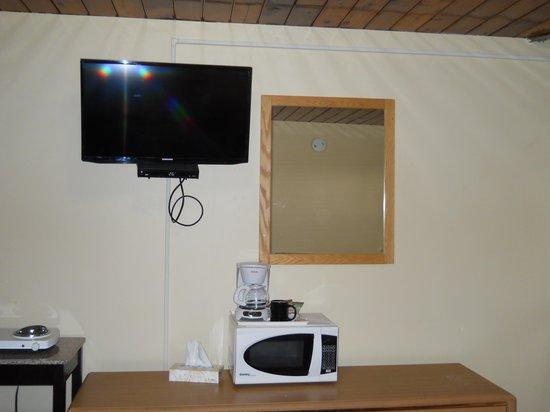 TC Motel: Bedroom