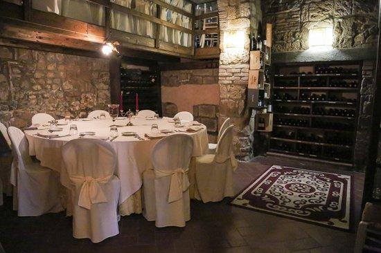Ristorante Al Pugnalone: Scorcio del ristorante
