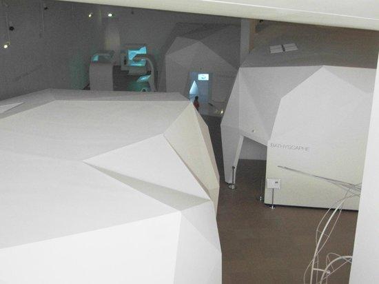Aquarium de Biarritz : Iglús llenos de información