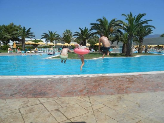 Holiday Village Kos by Atlantica: Relaxtion Pool