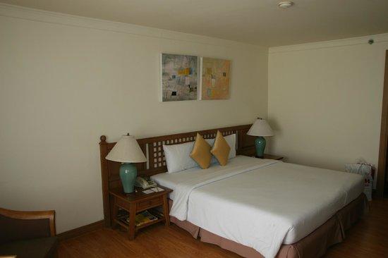Silom Serene: Удобная кровать