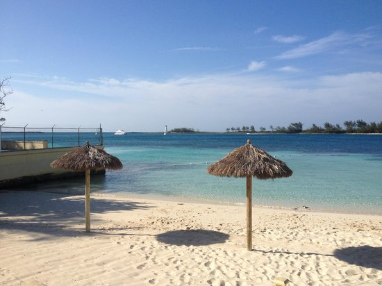British Colonial Hilton Nassau: BCH Beach View