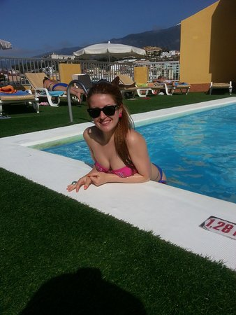 GF Noelia : the pool