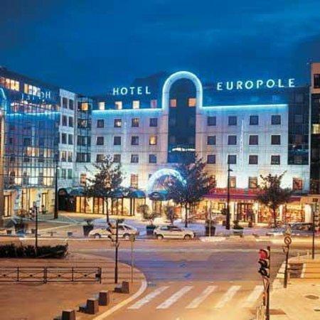 Hotel Europole: L'Hotel