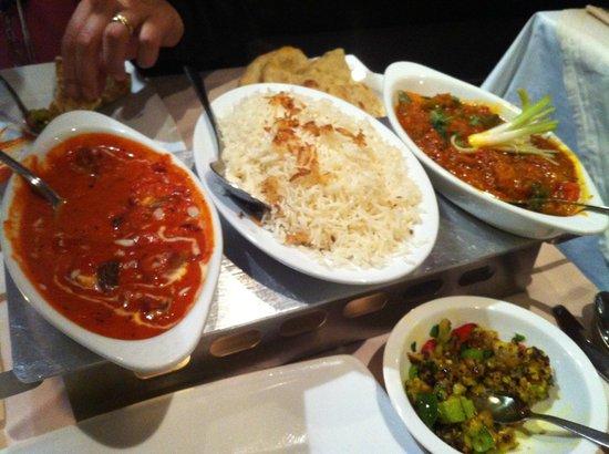 Indian Food South Edmonton