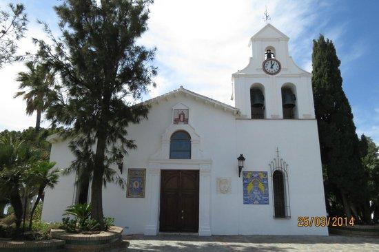 Santa Domingo Church (Iglesia de Santa Domingo): from the grounds