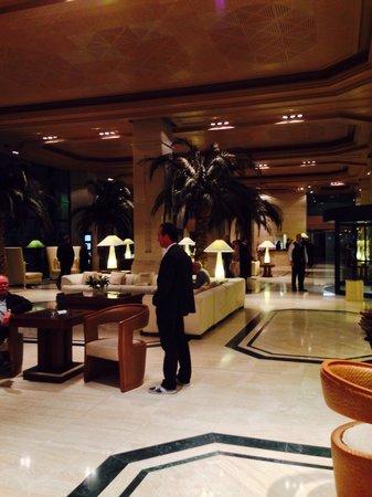 Hotel Las Arenas Balneario Resort: Lobby