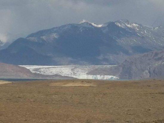 Road to El Chalten : Glaciar Viedma