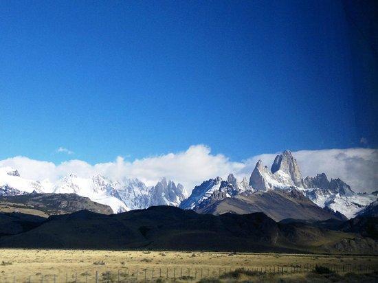 Road to El Chalten : Buena panorámica