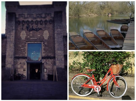 Cycle Tours Oxford: Enjoy a cycle ride at Cycle Cours Oxford