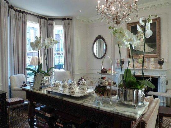 Egerton House Hotel : Beautiful salon