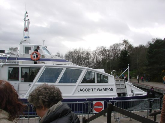 Loch Ness by Jacobite: The cruise ferry