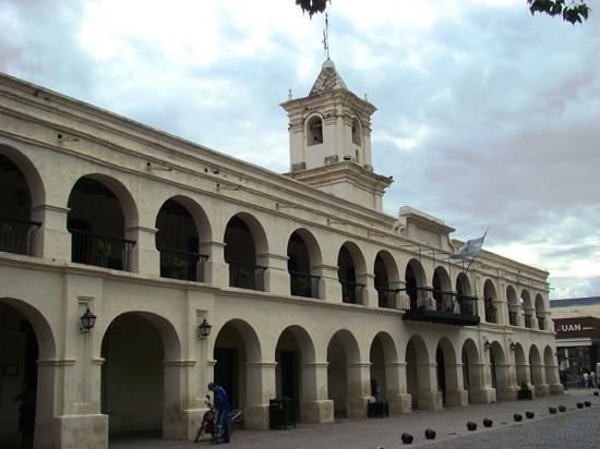 Salta Cabildo : CABILDO - Museo Historico del Norte