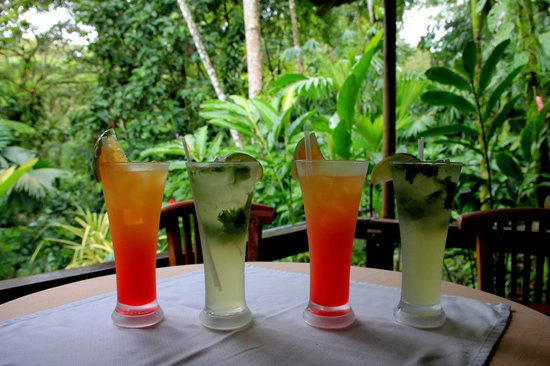 Lost Iguana Resort & Spa: Happy Hour