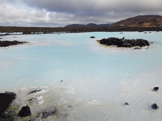 Blue Lagoon Iceland: Blue Lagoon Saturday afternoon