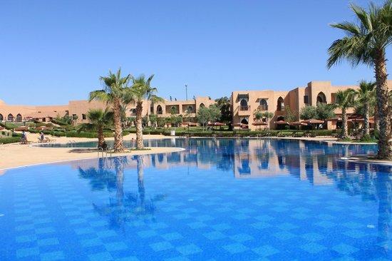 Marrakech Ryads Parc & Spa: petit coin de paradis....