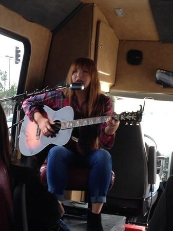 Backbeat Tours : Our tour guide - Kathryn