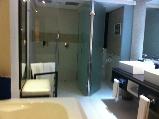 Bavaro Princess All Suites Resort, Spa & Casino: Shower