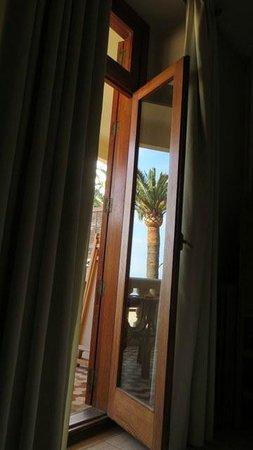 Voramar Hotel: View