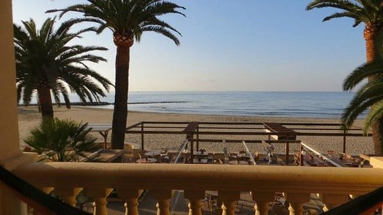 Voramar Hotel: Room with a view