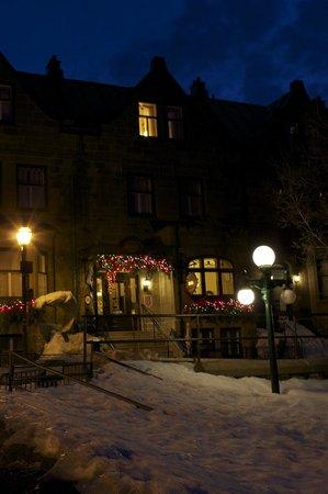 Hotel Chateau Bellevue: Chateau Bellevue
