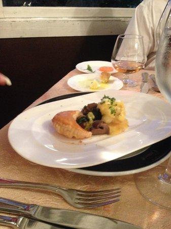 Graycliff Restaurant : Lobster Appetizer
