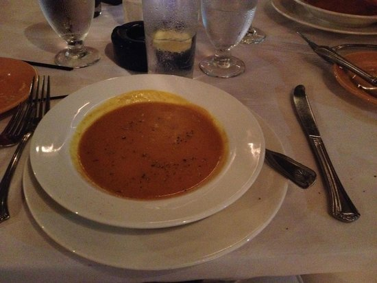 Luciano's of Chicago: Delightful Lobster Bisque