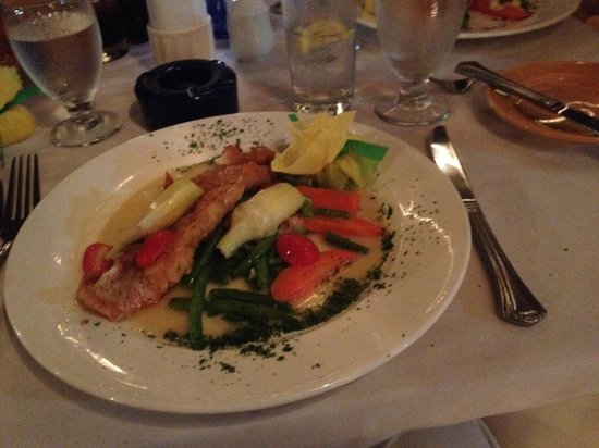 Luciano's of Chicago: Italian-inspired Local Catch