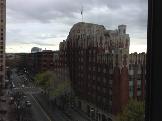 Loews Hotel 1000, Seattle : View
