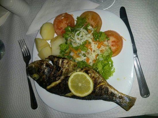 Restaurante Nacional: Dourada