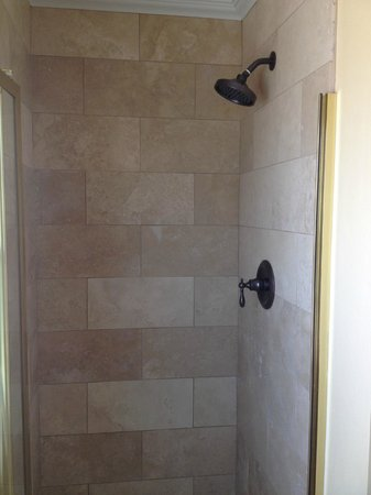 Flamingo Inn : Shower