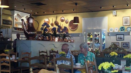 Miss Maud Swedish Hotel : Restaurant and breakfast area