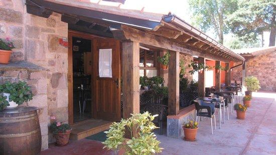 Restaurante Las Ciguenas de Ormas