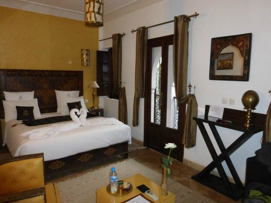 Riad Charme d'Orient: Room Aya