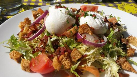 L'Ancienne Douane : SaladeFrisee