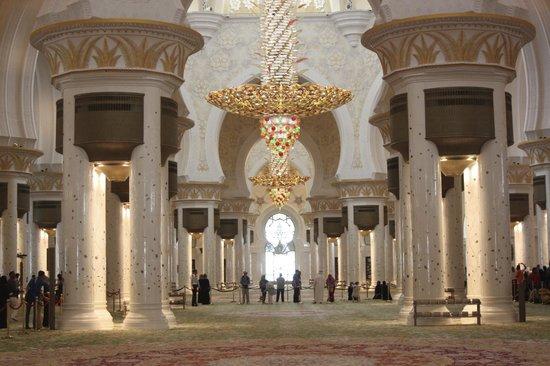 Mezquita Sheikh Zayed: Sheikh Zayed Grand Mosque