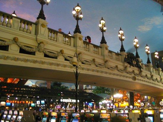 Inside Paris Casino - Picture of Paris Las Vegas - Tripadvisor   Paris Hotel Las Vegas Inside