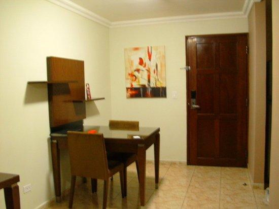 Hotel Coral Suites : habitacion , entrada