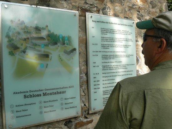 Hotel Schloss Montabaur: Scloss Montebaur