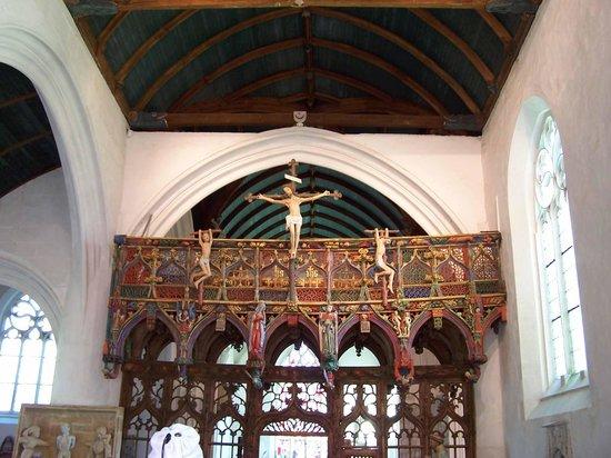 Sainte Barbe : Saint Fiacre