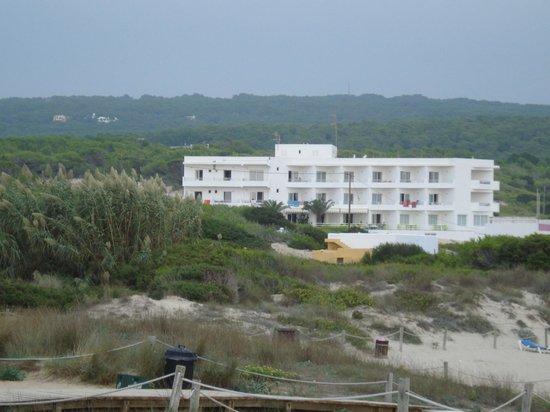 Hotel Riu La Mola: hotel