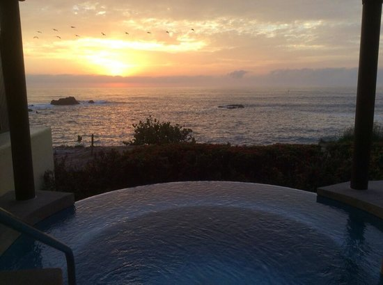 Four Seasons Resort Punta Mita: One Bedroom Oceanfront Suite w/ Plunge Pool