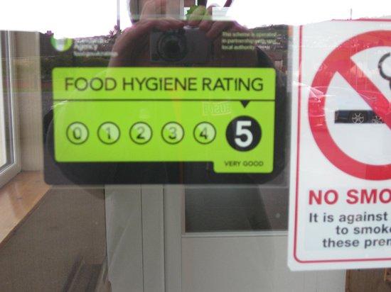 Food Hygiene Certificate Northern Ireland