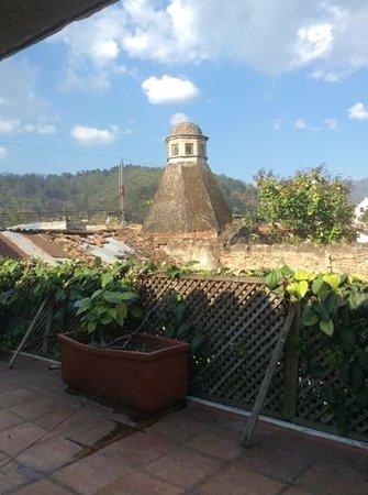 Hotel Lo De Bernal: vista dalla camera