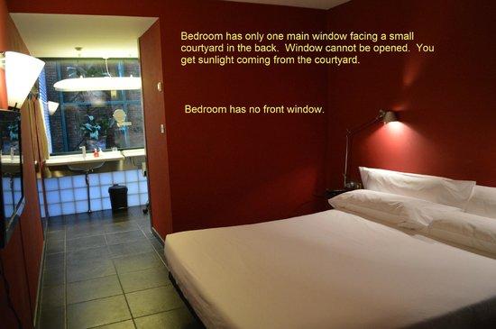 Casa Camper Hotel Barcelona: room